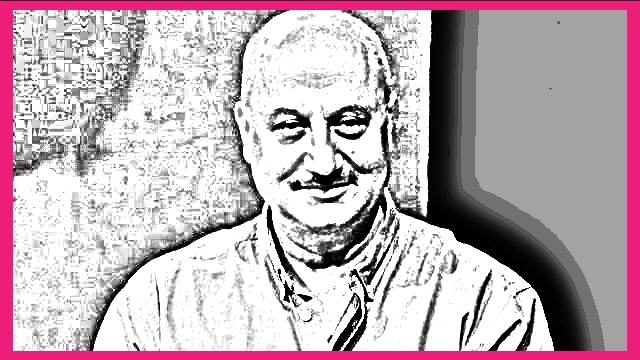 Anupam Kher is another talented and one of the most popular actors in India