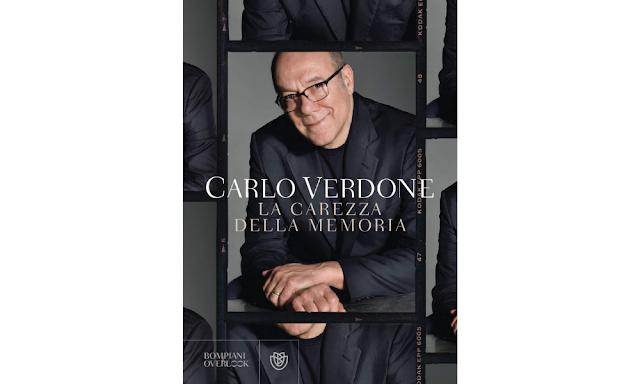Carlo Verdone, copertina di La carezza della memoria