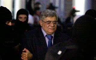 Παρατείνεται η προσωρινή κράτηση του Μιχαλολιάκου