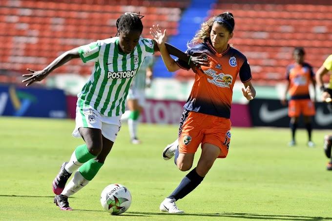 Se estrenaron con triunfo: El reporte de la victoria de Atlético Nacional en su debut en la Liga Femenina 2021