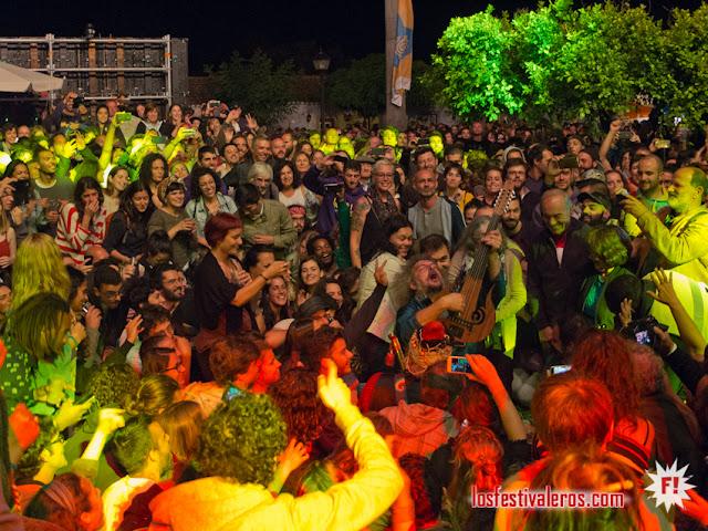 FMM Sines 2018 en Porto Covo, PT / Baba Zula