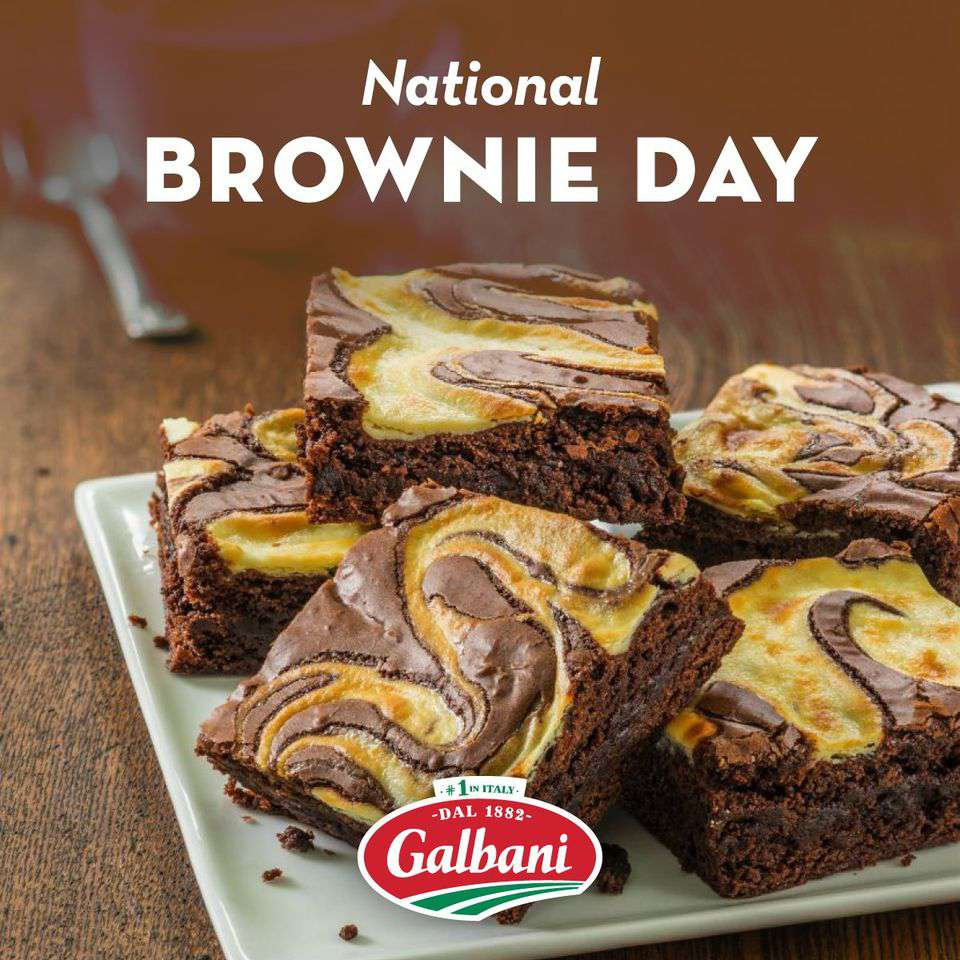 National Brownie Day Wishes Images download