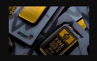 kerugian investasi emas antam