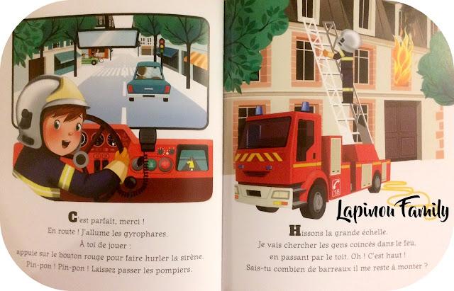 moi je suis pompier