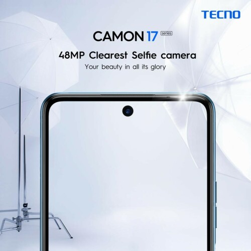 TECNO reveals how the highly anticipated TECNO CAMON 17 Pro measure against its competitors