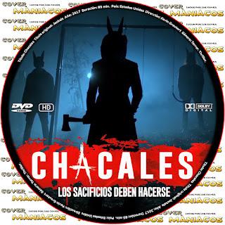 GALLETACHACALES - JACKALS - 2017