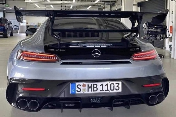 Mercedes AMG GT R Black Series