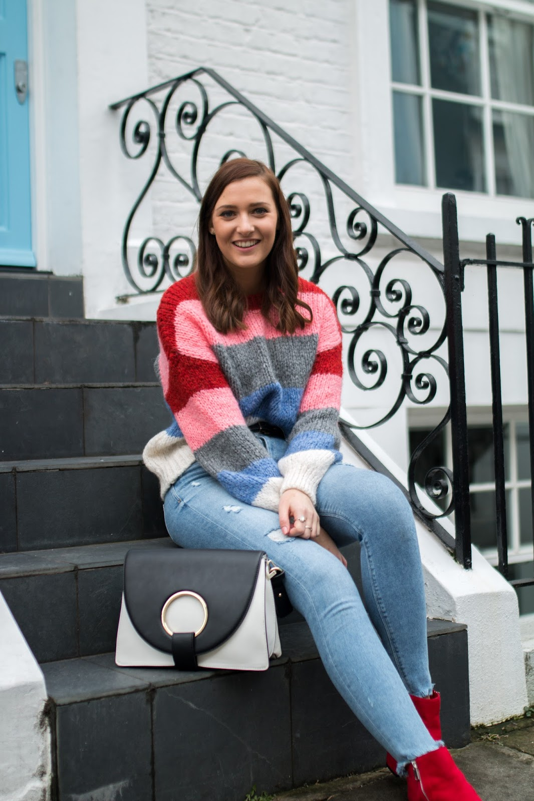 Stepping Out Of Your Comfort Zone - Injecting Colour Into Your Wardrobe // Lauren Rose Style Blogger London OOTD FASHION TREND STREET STYLE