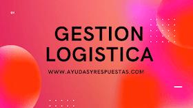 SISTEMAS DE INFORMACIÓN EN GESTIÓN LOGÍSTICA