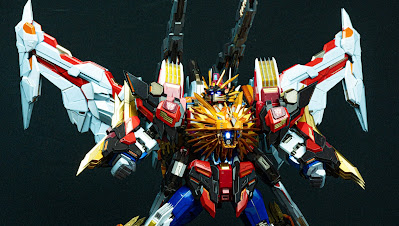 Flame Toys Kuro Kara Kuri Victory Saber & Victory Leo Unveiled