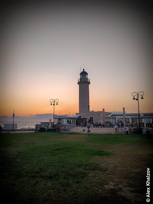 патрский маяк