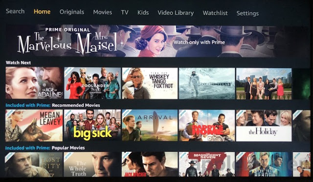 [Android TV Apps]: Amazon Prime Video v.4.13.13