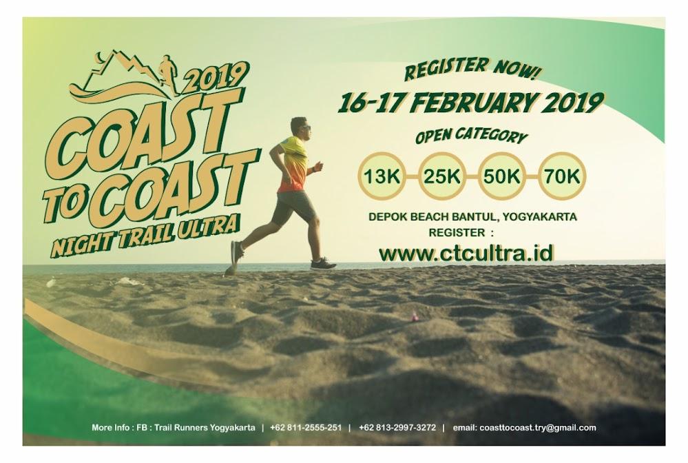 Coast to Coast Night Trail Ultra • 2019