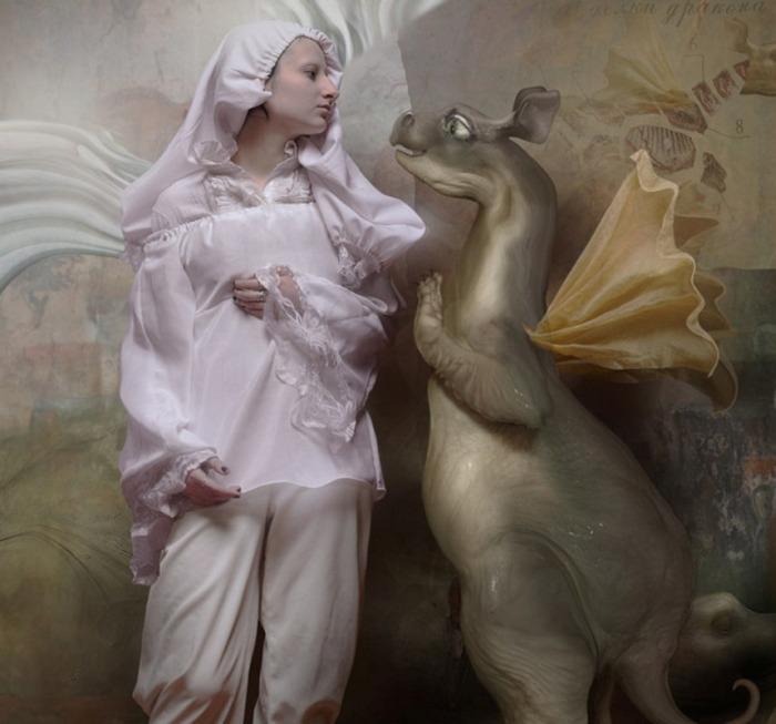 Сюрреализм, фантазии и тонкая эротика. Vladimir Fedotko
