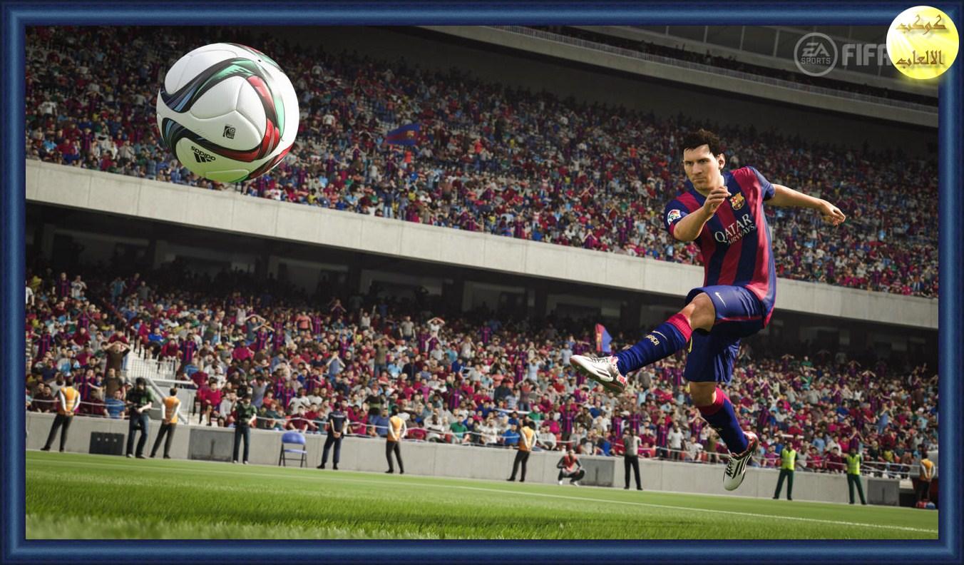 تحميل لعبة فيفا16 للكمبيوتر باكثر من رابطDownload FIFA 16