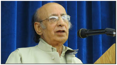 निदा फ़ाज़ली का 78 साल की उम्र में मुंबई में देहांत हो गया।
