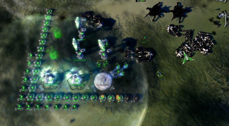Supreme Commander Forged Alliance PC Full Español