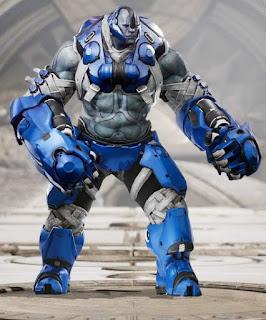 Steel cobalt skin Cobalto