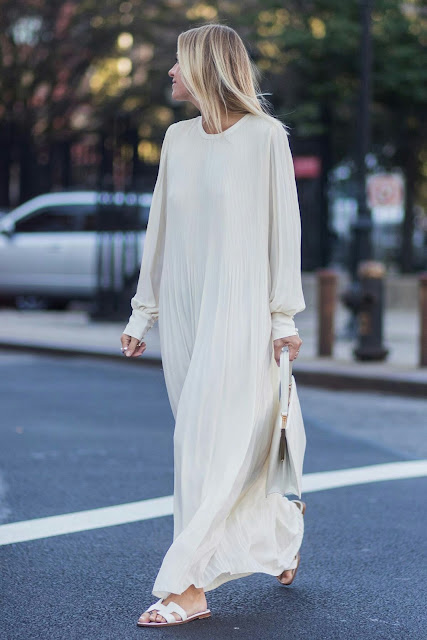 White-long-street-dress