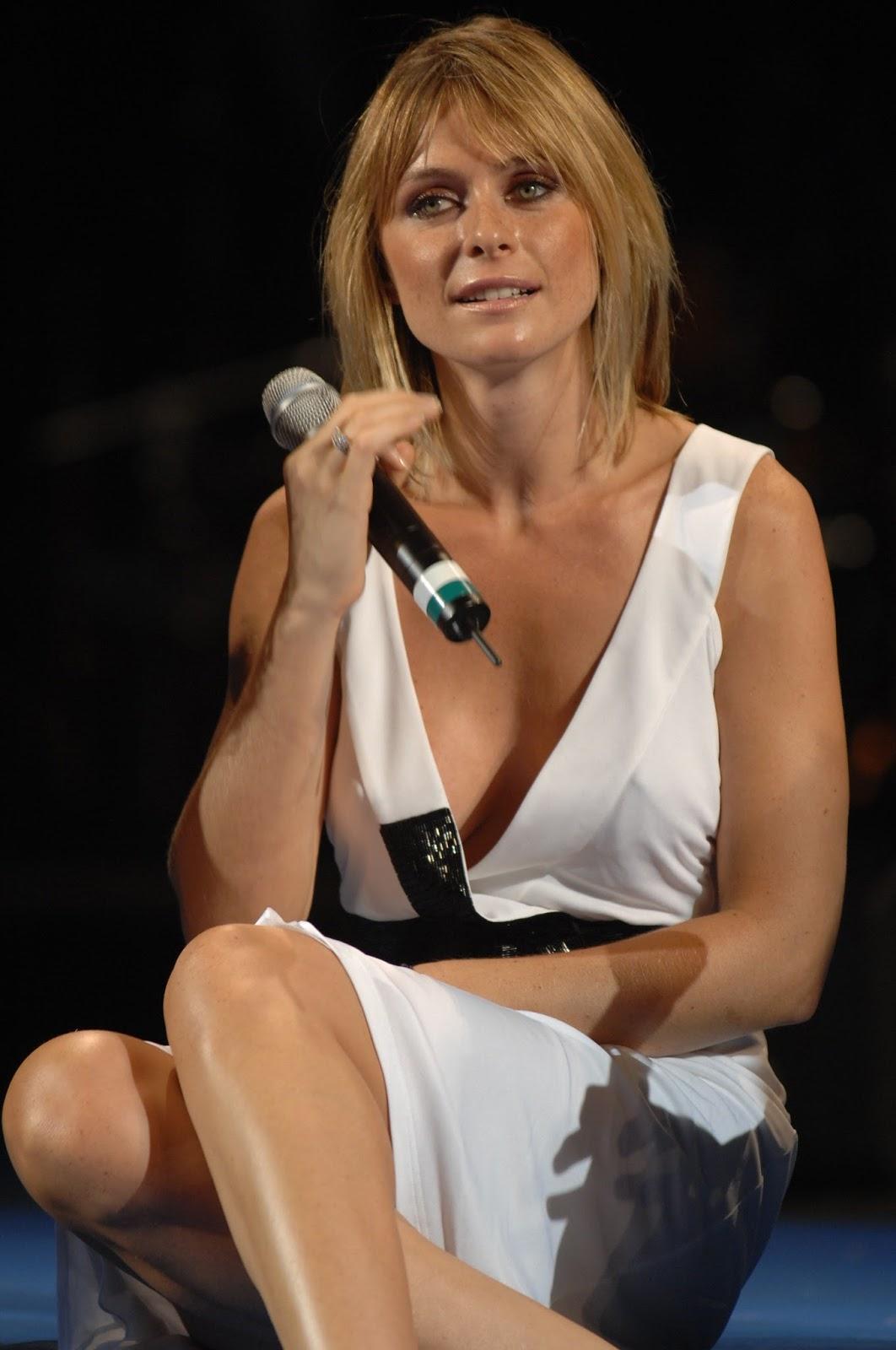 Watch Serena Autieri (born 1976) video