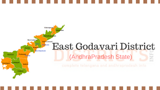 Mandals in East Godavari District