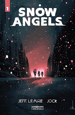 Snow Angels Comic Book Series