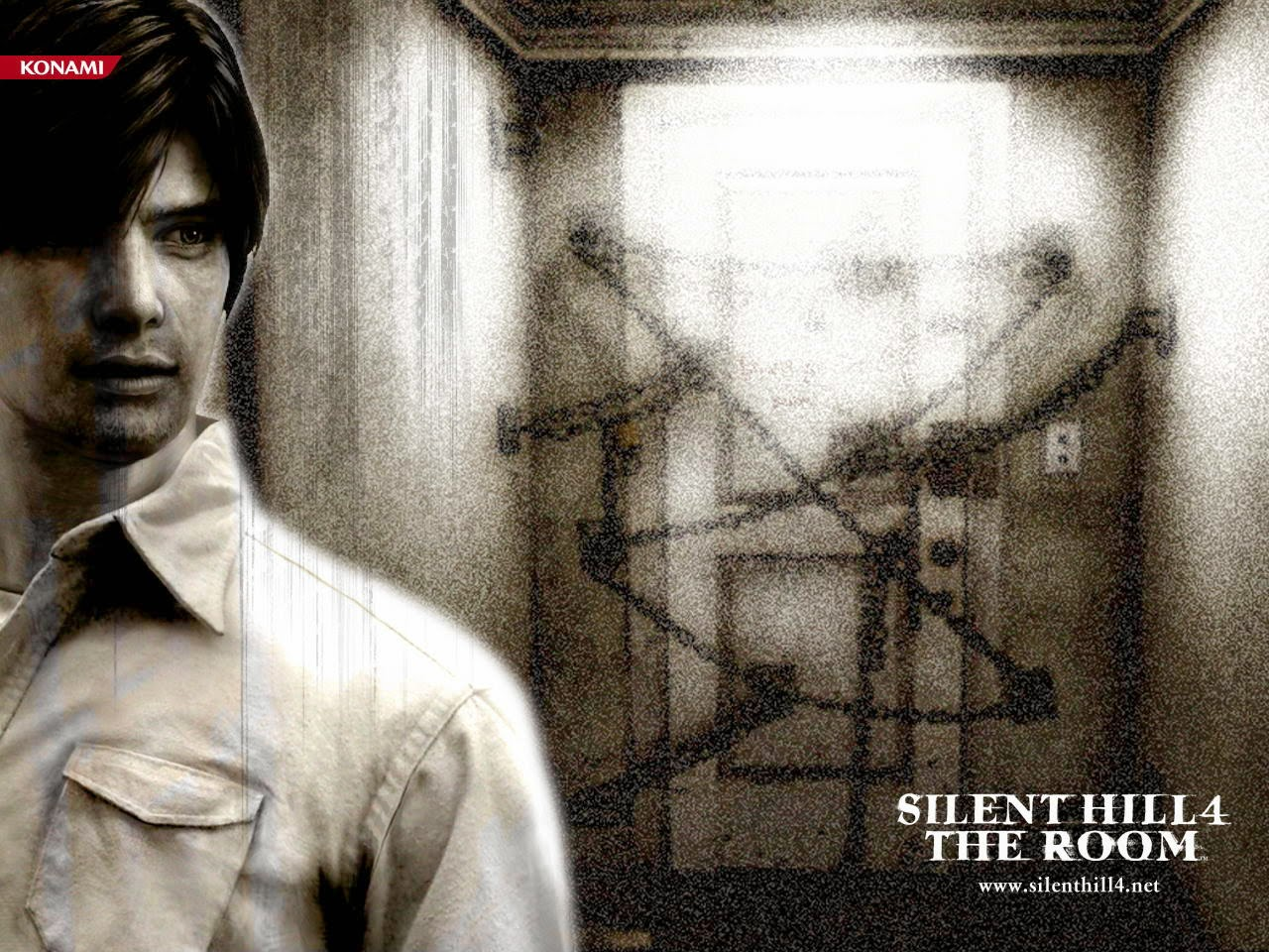 Scared Sheetless Scary Game Review Silent Hill 4 The Room