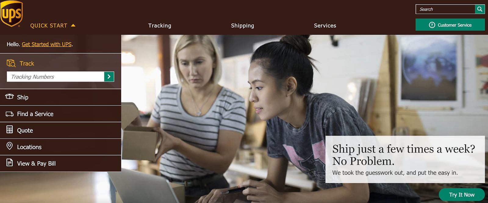 My UPSers Login Portal