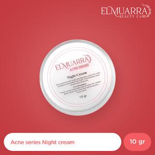 Elmuarra night cream