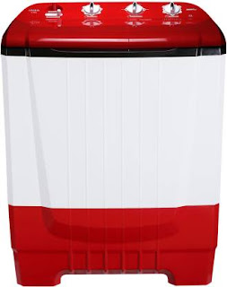 Flipkart Toay Best Deal - Onida 8 kg Auto Scrubber Semi Automatic Top Load Price 8499/-