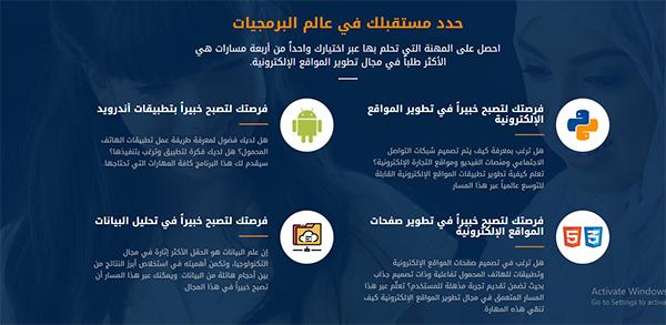 مُبادرة المليون مُبرمج عربي و تعلم لغات البرمجة مجانا و ربح جائزة قدرها مليون دولار