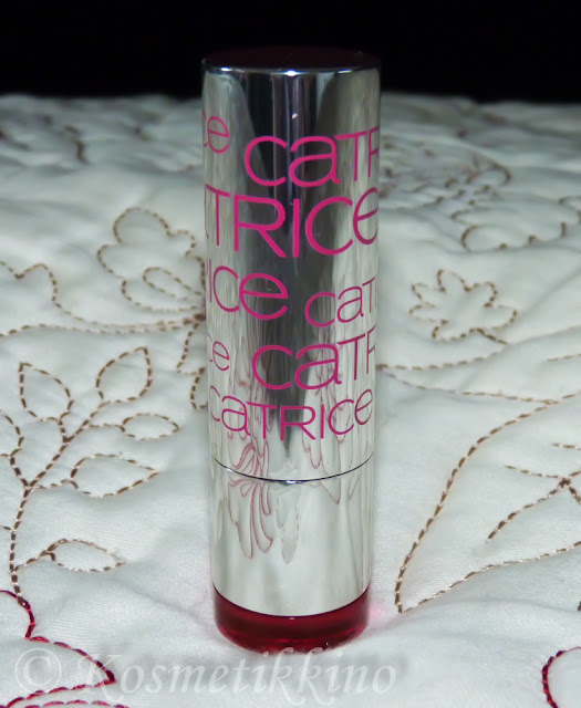 Review Catrice Ultimate Lip Glow Lip Colour Intensifier Maybelline Popstick Dupe Swatch Tragebilder
