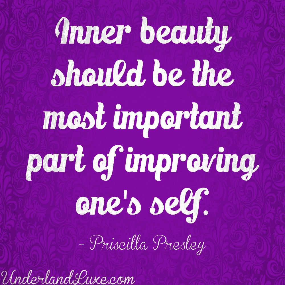 Inner and outer beauty essay