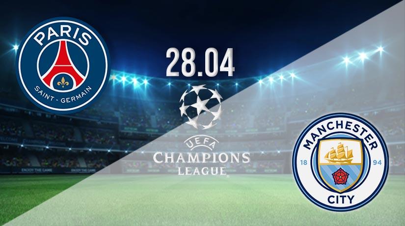 بث مباشر مباراة باريس سان جيرمان ومانشستر سيتي