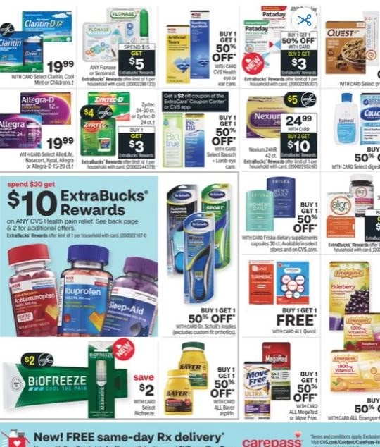CVS Weekly Ad Preview 5/23-5/29