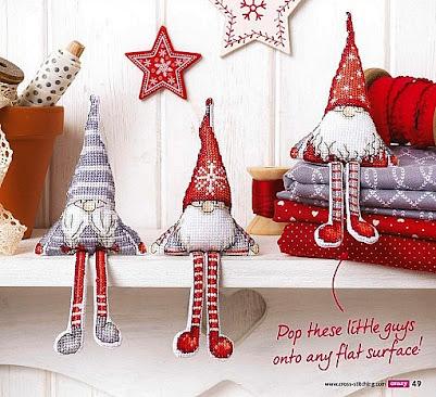 Gnomi natalizi giganti fai da te
