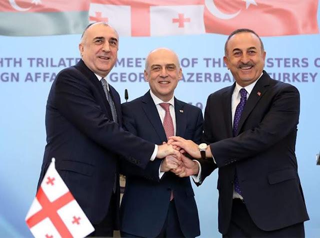 Georgia Azerbaiyán y Turquía apuestan a los gasoductos