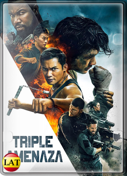 Triple Amenaza (2019) DVDRIP LATINO