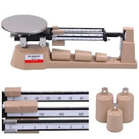 Triple Beam Mechanical Balance Scale 0.1g Weight Lab Business Home AMW TB-2610