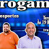 Estreia do Programa LBJ Esportes, na apresentação de Jefferson Lira às 19h30, no Facebook do Blog Se Liga!