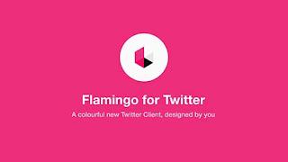 تحميل تطبيق flamingo for twitter اخر اصدار 2019