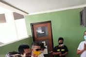 Isak Tangis Selimuti Keluarga Pria Tergencet Mobil , Saat Kremasi  di Mumbul Nusa Dua