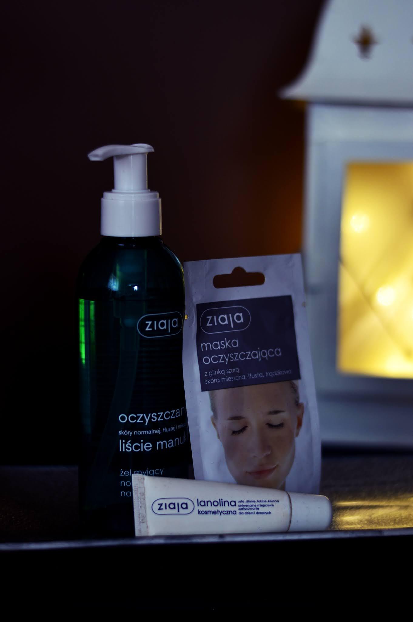polska marka kosmetyczna Ziaja, polskie kosmetyki Ziaja, tanie i dobre kosmetyki do twarzy, ziaja opinie