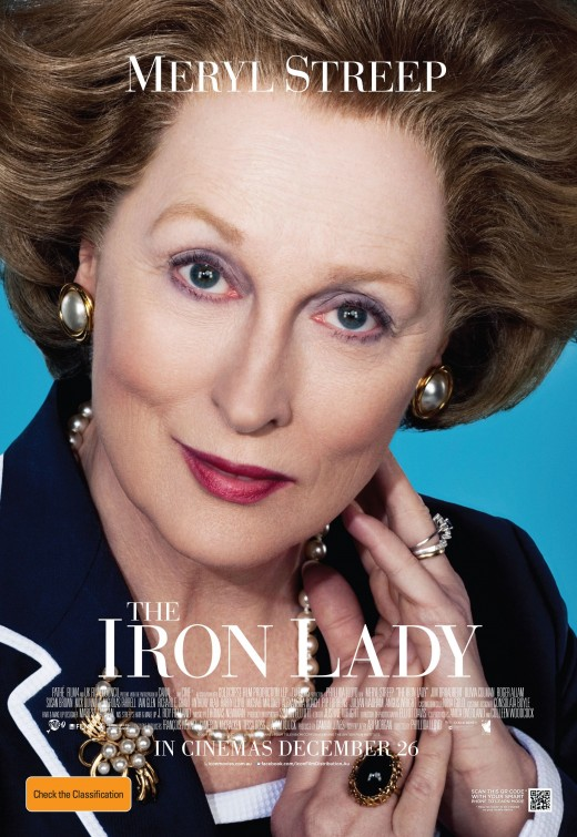 Iron Lady movie poster