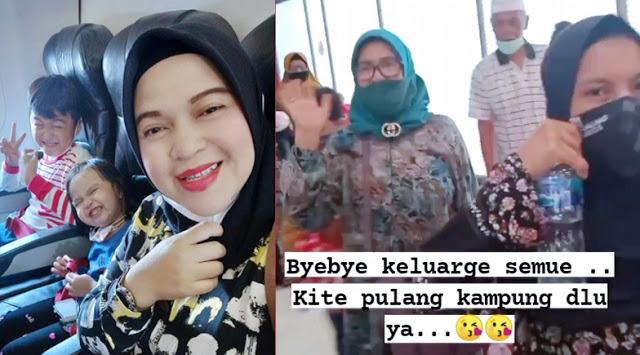 Sebelum Berangkat, Penumpang Sriwijaya Air SJ182 Tulis Status: Pulang Kampung Dulu Ya!