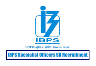 IBPS Specialist Officers SO (IX) Admit Card 2019