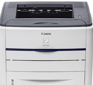 Canon i-SENSYS LBP 3300 Driver Downloads