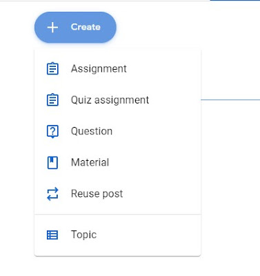 buat soal di google classroom