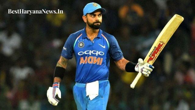 Virat Kohli batsman