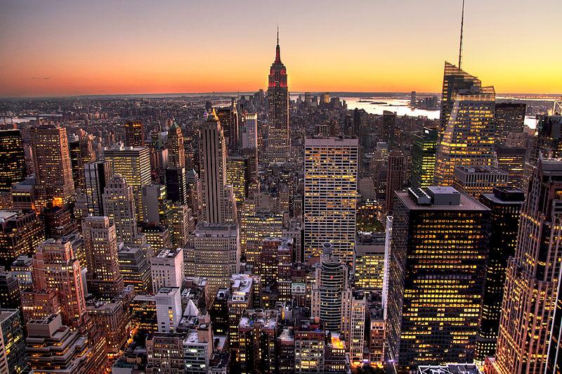 Actividades econ micas de estados unidos actividades for New york alloggio economico
